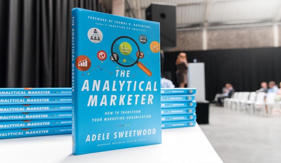 Looking for a good summer read? Try 'The Analytical Marketer'